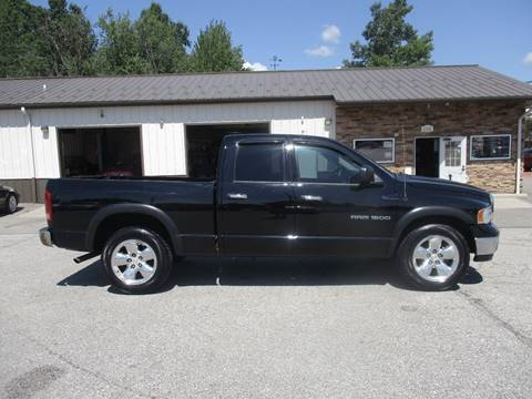 2004 Dodge Ram Pickup 1500 for sale in Maple Heights, OH