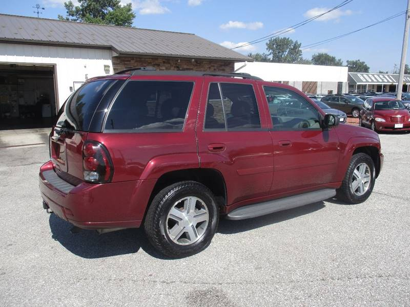 2006 Chevrolet TrailBlazer LT 4dr SUV 4WD w/1SE - Maple Heights OH