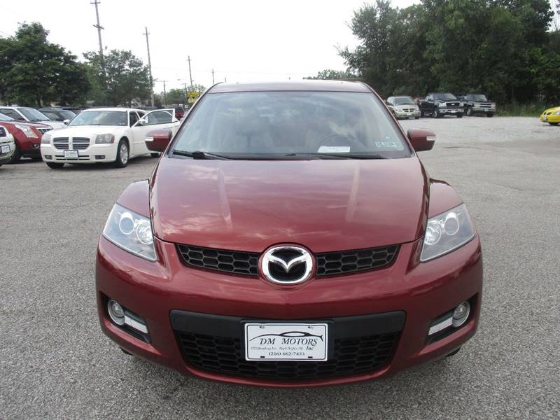 2009 Mazda CX-7 AWD Grand Touring 4dr SUV - Maple Heights OH