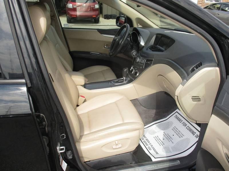 2007 Subaru B9 Tribeca AWD Ltd. 7-Pass. 4dr SUV w/Nav, Beige Int. - Maple Heights OH