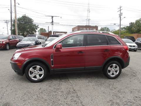 2012 Chevrolet Captiva Sport for sale in Maple Heights, OH
