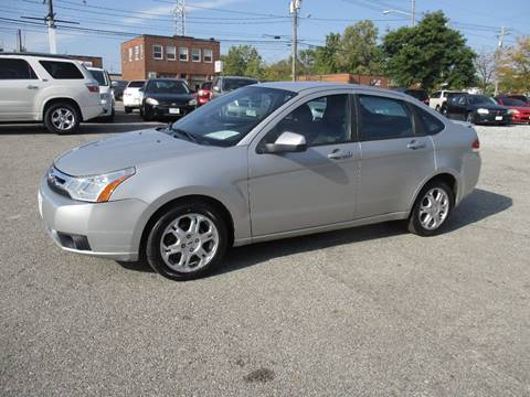 2009 Ford Focus for sale in Maple Heights, OH