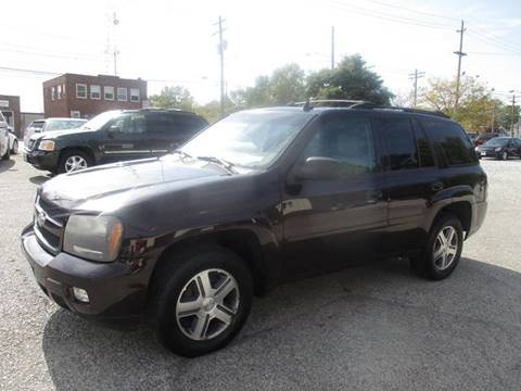 2008 Chevrolet TrailBlazer for sale in Maple Heights, OH