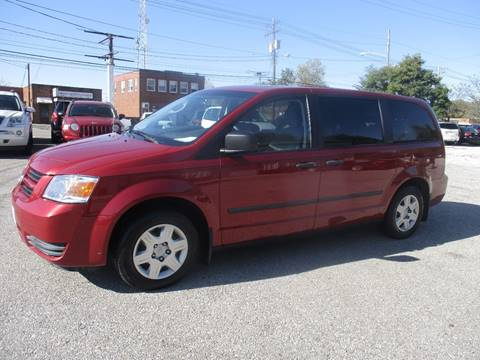 2008 Dodge Grand Caravan for sale in Maple Heights, OH