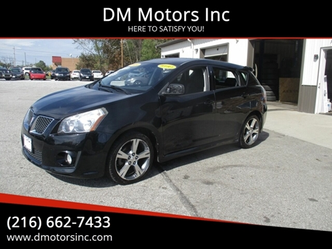2009 Pontiac Vibe for sale in Maple Heights, OH