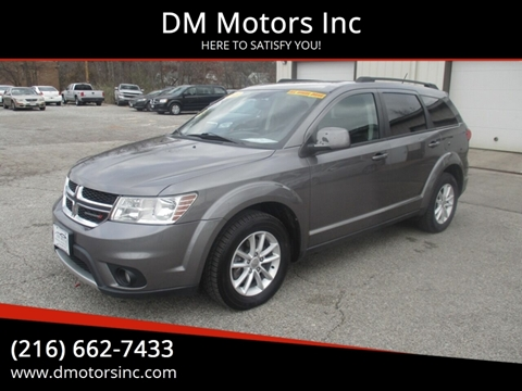 2013 Dodge Journey for sale in Maple Heights, OH