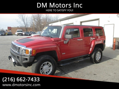 2007 HUMMER H3 for sale in Maple Heights, OH