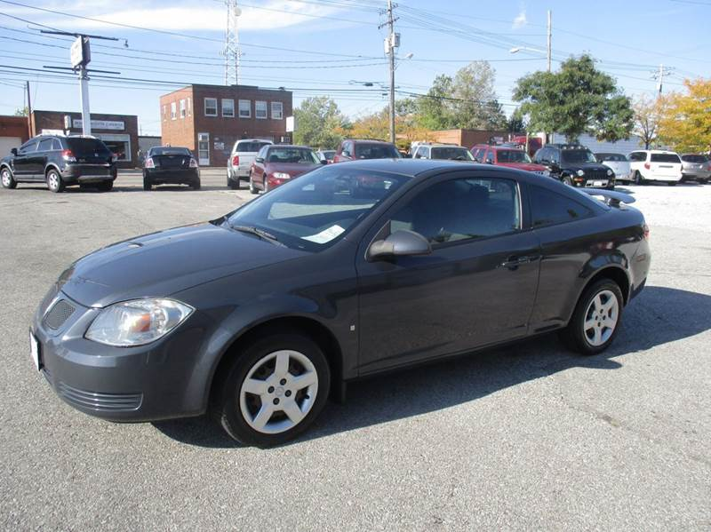 2009 Pontiac G5 Base 2dr Coupe - Maple Heights OH