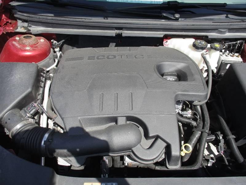 2012 Chevrolet Malibu LT 4dr Sedan w/1LT - Maple Heights OH