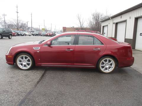 2008 Cadillac STS for sale in Maple Heights, OH