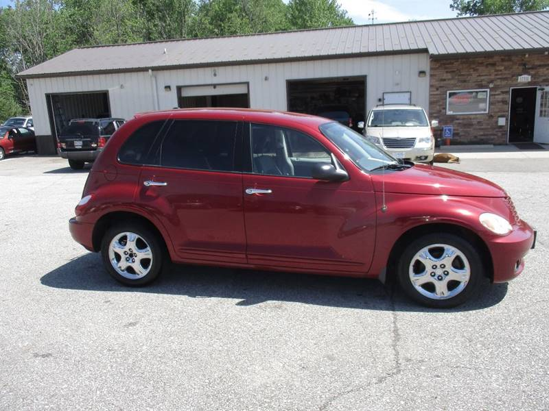 2008 Chrysler PT Cruiser Touring 4dr Wagon - Maple Heights OH