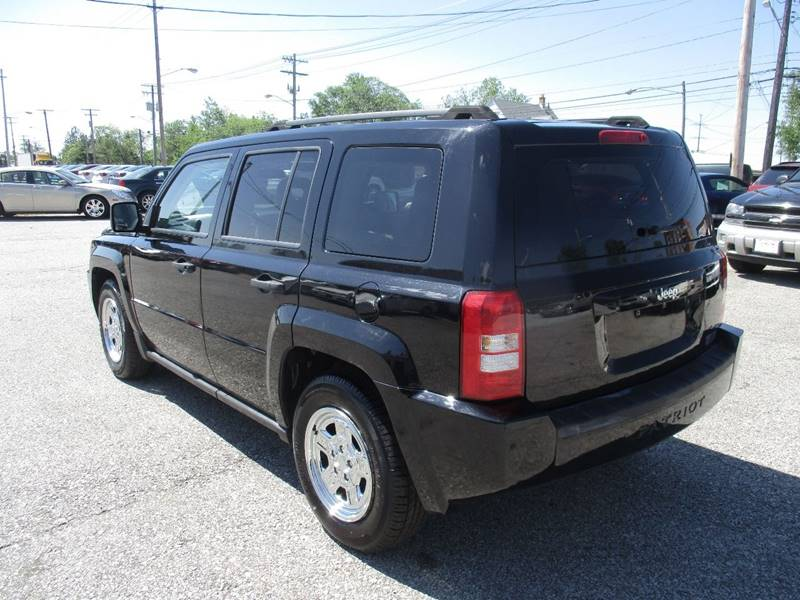 2007 Jeep Patriot Sport 4dr SUV - Maple Heights OH