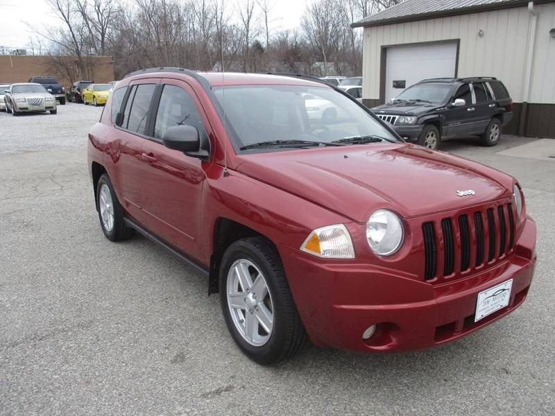 2010 Jeep Compass 4x4 Sport 4dr SUV - Maple Heights OH