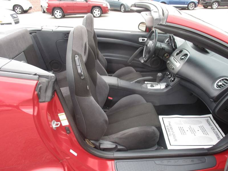 2007 Mitsubishi Eclipse Spyder GS 2dr Convertible (2.4L I4 4A) - Maple Heights OH