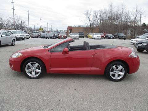 2007 Mitsubishi Eclipse Spyder for sale in Maple Heights, OH