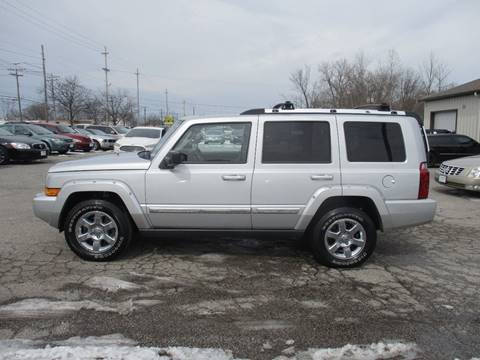 2006 Jeep Commander for sale in Maple Heights, OH