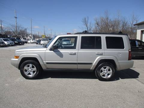 2007 Jeep Commander for sale in Maple Heights, OH