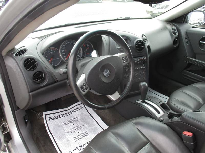 2005 Pontiac Grand Prix GT 4dr Sedan - Maple Heights OH