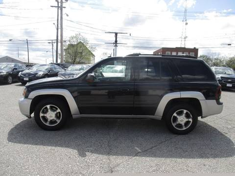 2005 Chevrolet TrailBlazer for sale in Maple Heights, OH