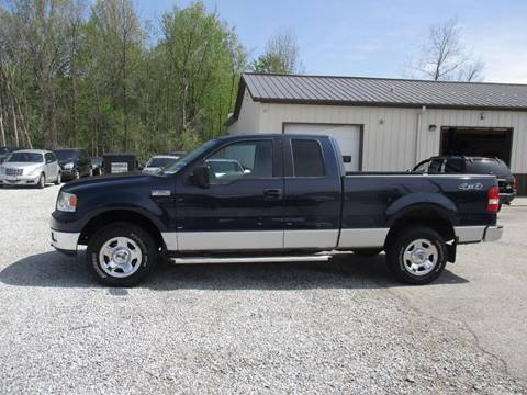 2005 Ford F-150 for sale in Maple Heights, OH