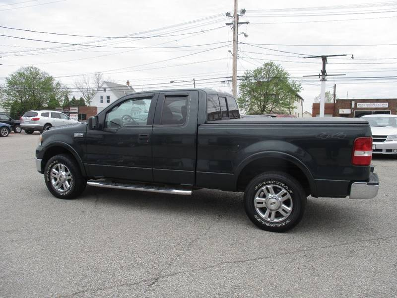 2006 Ford F-150 XLT 4dr SuperCab 4WD Styleside 6.5 ft. SB - Maple Heights OH