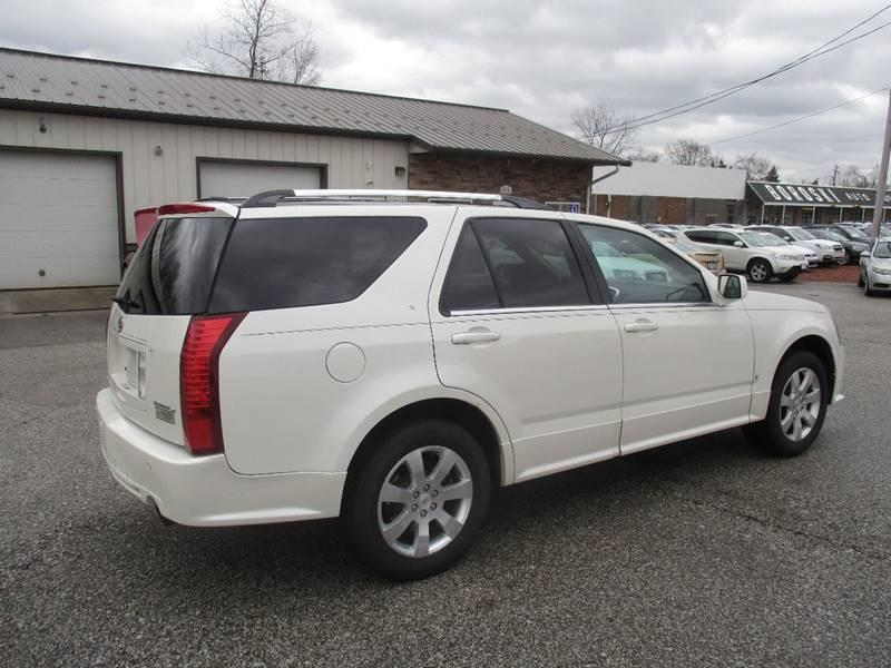 2008 Cadillac SRX AWD V6 4dr SUV - Maple Heights OH