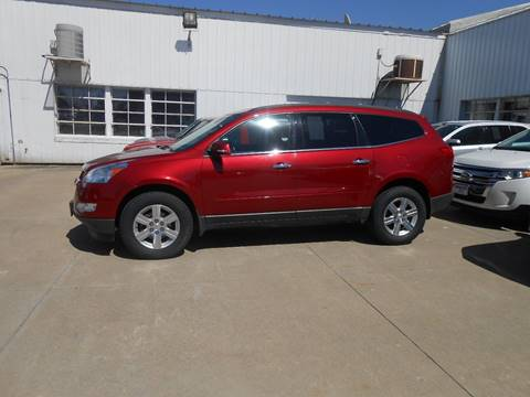 2012 Chevrolet Traverse for sale in Waverly, IA