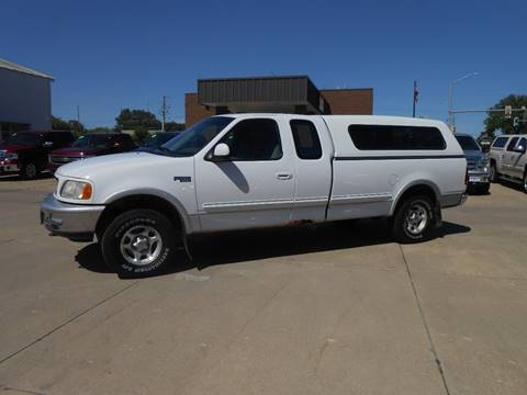 1997 Ford F-150 for sale in Waverly, IA