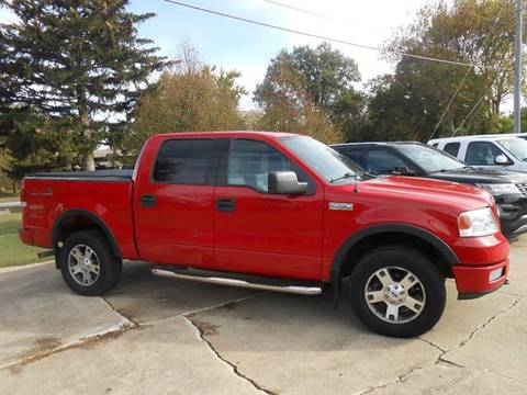 2004 Ford F-150 for sale in Waverly IA