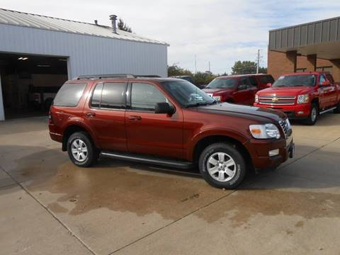 2010 Ford Explorer for sale in Waverly IA