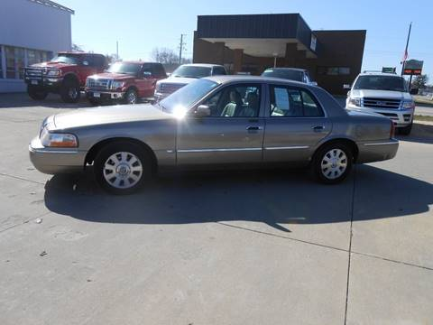 2003 Mercury Grand Marquis for sale in Waverly IA