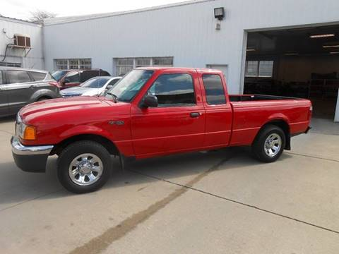 2004 Ford Ranger for sale in Waverly IA