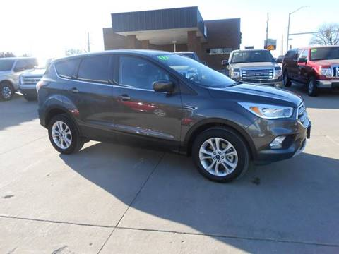 2017 Ford Escape for sale in Waverly IA
