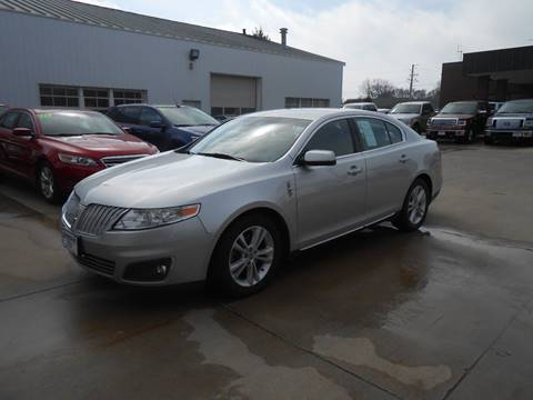 2012 Lincoln MKS for sale in Waverly, IA