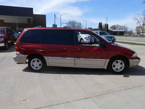 2002 Ford Windstar for sale in Waverly IA