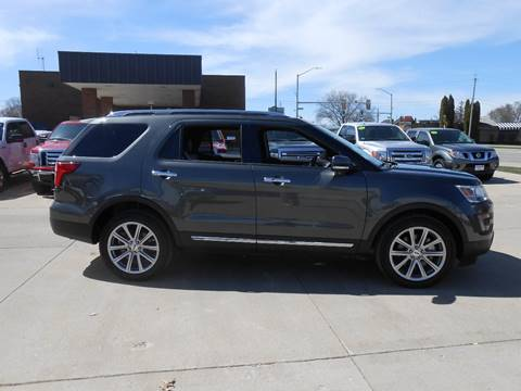 2017 Ford Explorer for sale in Waverly, IA