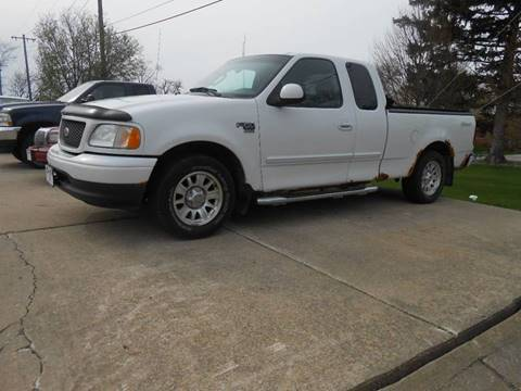 2002 Ford F-150 for sale in Waverly, IA