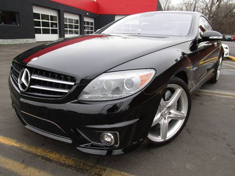 2009 Mercedes-Benz CL-Class for sale in Southfield, MI