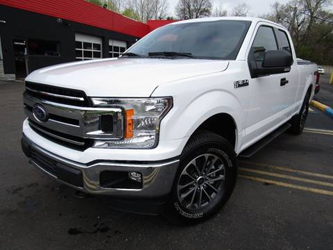 2018 Ford F-150 for sale in Southfield, MI