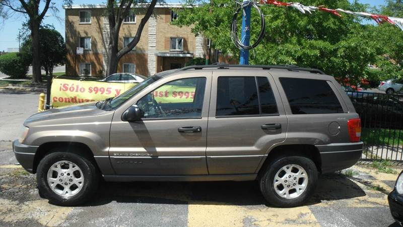 2001 Jeep Grand Cherokee Laredo 4dr 4WD SUV   Chicago IL