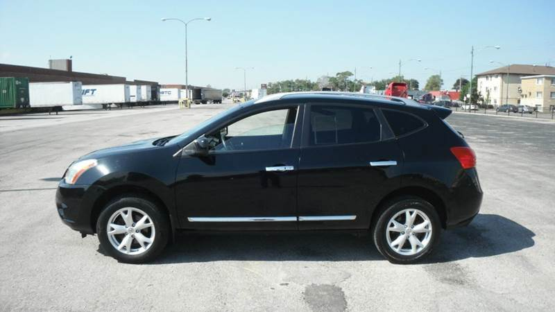 2011 Nissan Rogue Awd S 4dr Crossover In Chicago Il Rocket Auto Sales