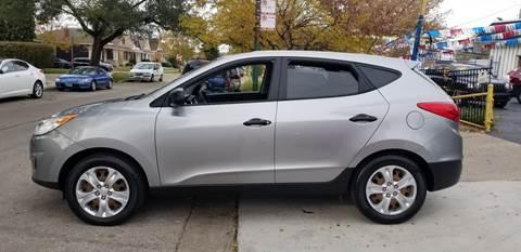 2012 Hyundai Tucson for sale in Chicago, IL