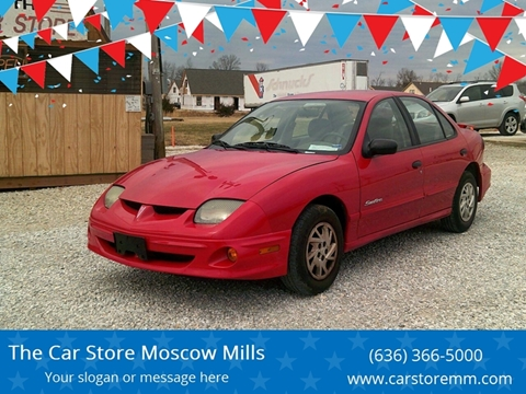2002 Pontiac Sunfire for sale in Moscow Mills, MO