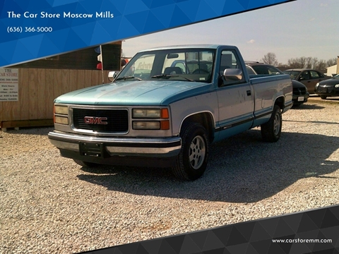 1993 GMC Sierra 1500 for sale in Moscow Mills, MO