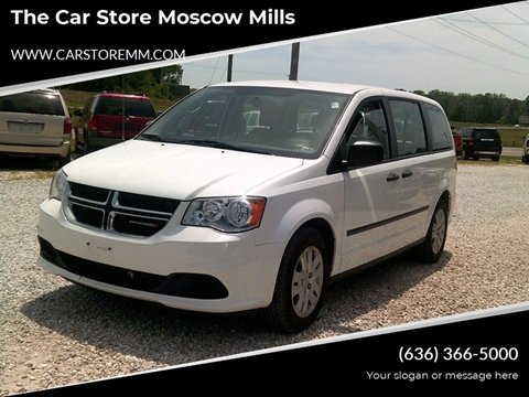 2015 Dodge Grand Caravan for sale in Moscow Mills, MO