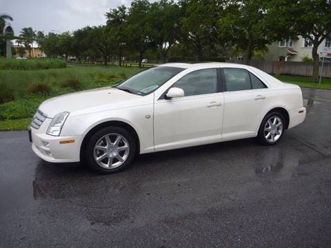 2007 Cadillac STS for sale in Fort Lauderdale, FL