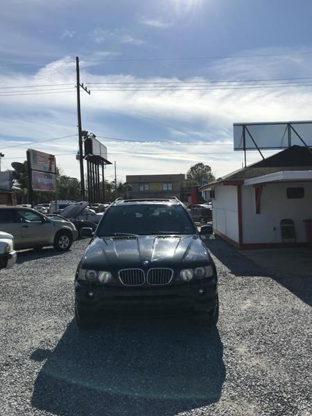 2002 Bmw X5 4.6is AWD 4dr SUV In Kenner LA - Landry\'s Used Cars inc.