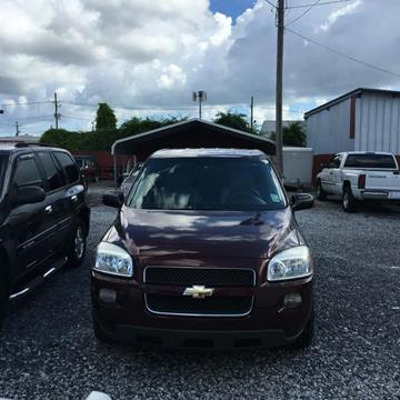 Chevrolet uplander for sale in pascagoula ms carsforsale 2008 chevrolet uplander for sale in kenner la publicscrutiny Choice Image