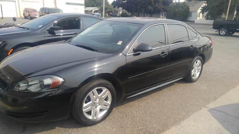 2012 Chevrolet Impala for sale in Kennewick, WA