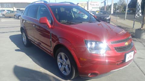 2015 Chevrolet Captiva Sport Fleet for sale in Kennewick, WA